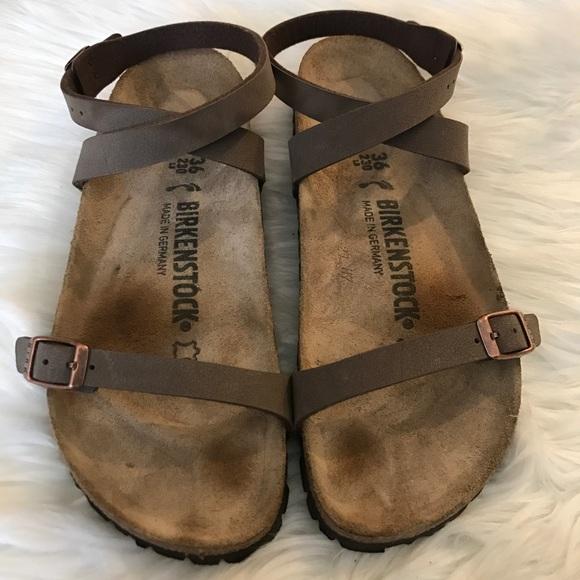 f52d11bcbd0 Birkenstock Shoes - Birkenstock Daloa Ankle Strap Sandal